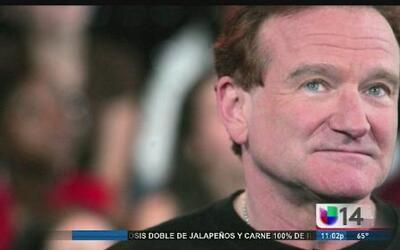 Reporte desde la casa de Robin Williams