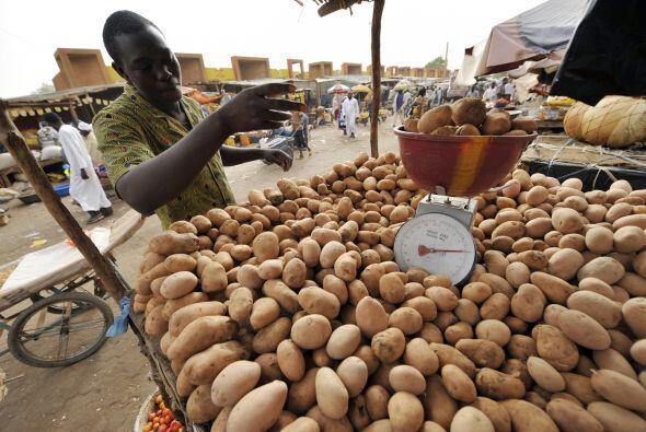 """23 """" NIAMEY, Níger. Posición anterior 23. Según informó la agencia EFE e..."""