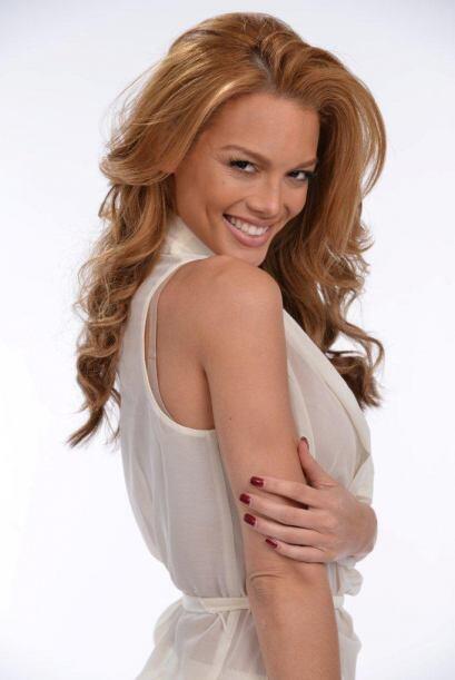 La actriz de la telenovela Rosario es una hermosa puertorriqueña...
