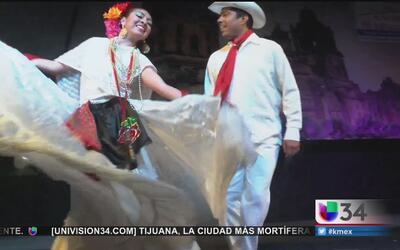 Anaheim festeja la independencia de México