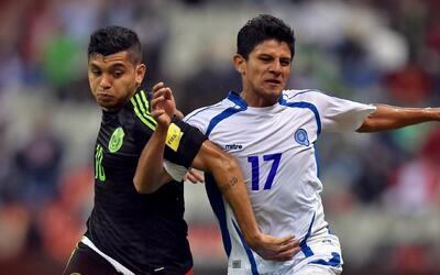 México y El Salvador nunca han empatado en partidos eliminatorios al Mun...
