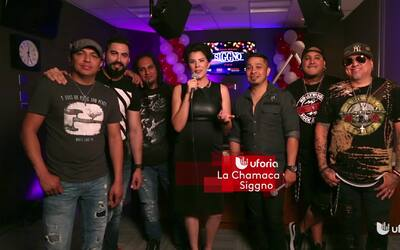Siggno interview with La Chamaca