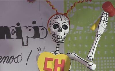 El Día de Muertos se celebrará en el Centro Cultural México Americano de...