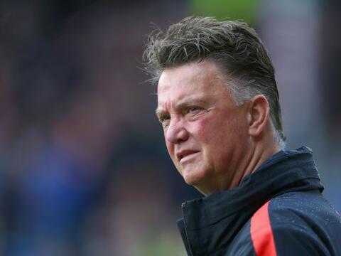 Louis Van Gaal no ha tenido un inicio fácil con el Manchester Uni...