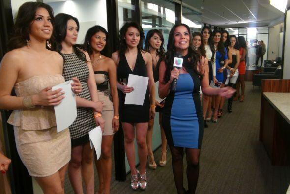 Cynthia Piña representó a Houston en el 2010 y hoy estuvo...