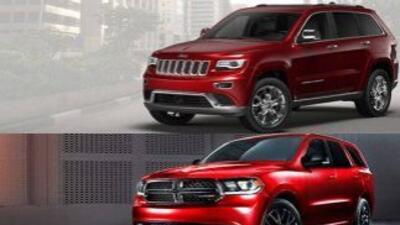 Jeep Grand Cherokee y Dodge Durango 2015