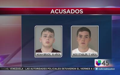 Arrestan a dos jóvenes vinculados a una serie de ataques con balines