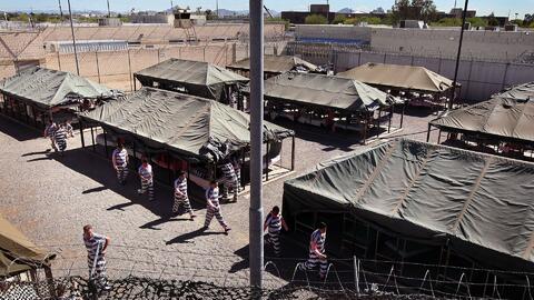 El sheriff del condado de Maricopa anuncia el cierre de la cárcel Ciudad...