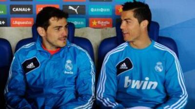 Iker se vería sorprendido en caso de que Cristiano no sea elegido como g...
