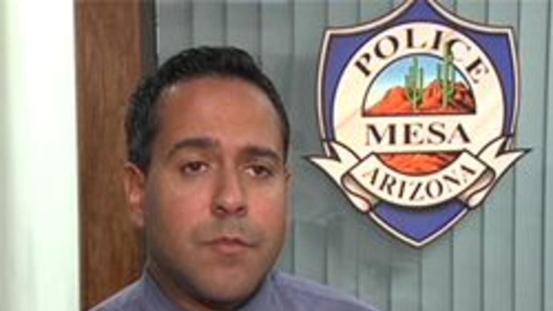 Vocera de la ciudad de Mesa Mike Meléndez