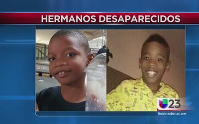 Tratan de localizar a dos niños que desaparecieron de su vivienda