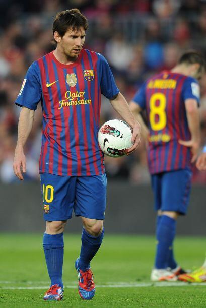 Pero el Barcelona estaba decidido a llevarse la victoria y a los 34 minu...
