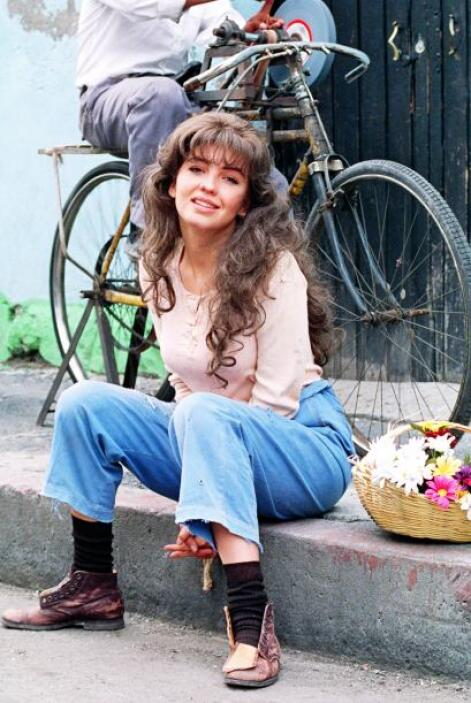 """Su debut como protagonista fue en """"María Mercedes"""", ¿la recuerdas?"""