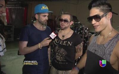 La maldición que persigue a Chino y Nacho en Premios Juventud