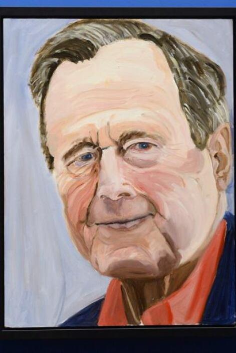 Al parecer dedicó muchas horas para realizar cada uno de sus retratos.