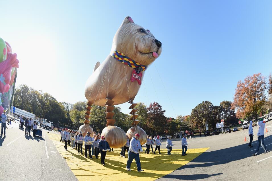 """Entre las novedades de este año está el """"Bouncing Dog..."""