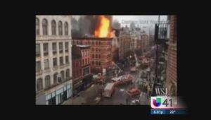 Acusan a 5 personas por mortal explosión del East Village