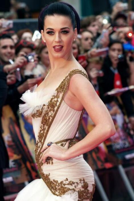 5. KATY PERRY- Su talento le ha permitido a Katy Perry ser una de las es...