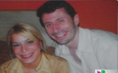 Es juzgada por ser la autora intelectual del asesinato de su esposo Adam...