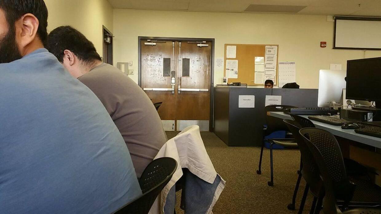 Estudiantes de UTA en 'Lockdown'