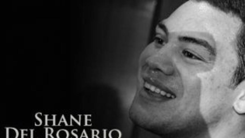 Shane del Rosario murió a los 30 años. (Foto: Twitter)