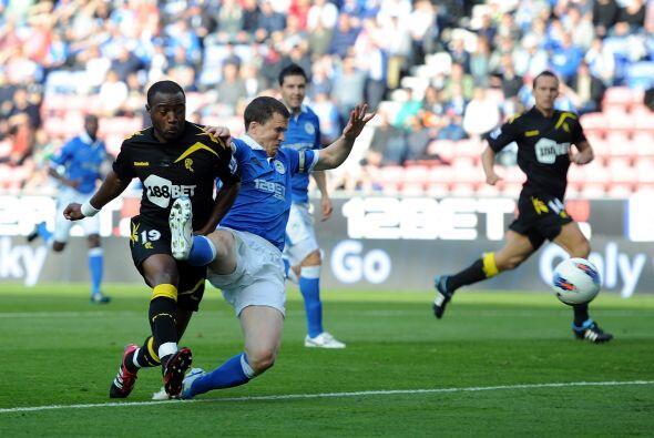 David Ngog y Chris Eagles cerraron el partido. Bolton ganó 3 a 1.