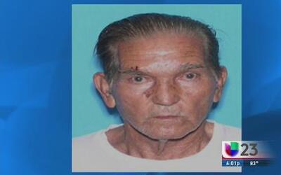Buscan a anciano desaparecido en Miami