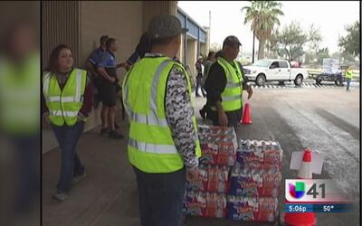 Continúa la alerta por agua contaminada en Corpus Christi