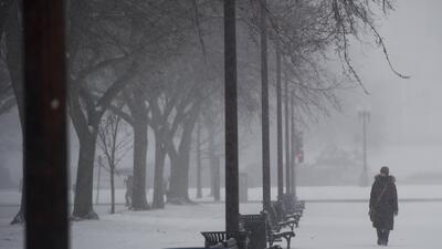 Segunda gran tormenta invernal amenaza al este del país