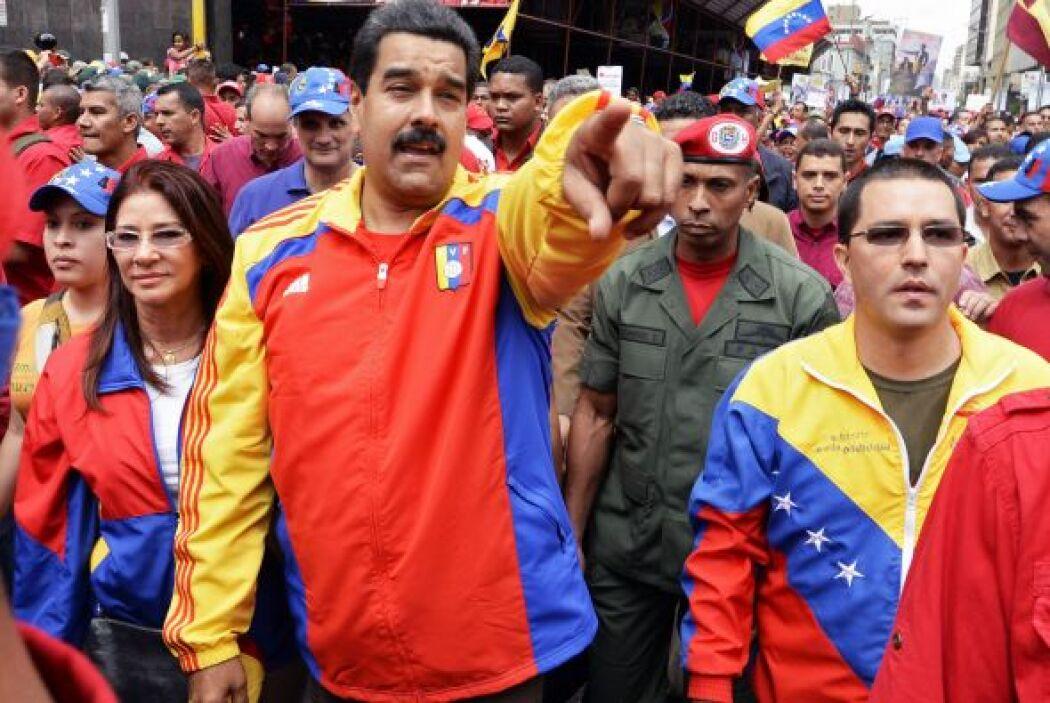 Líderes de toda la región, incluidos los de Brasil, Cuba y Colombia, y d...