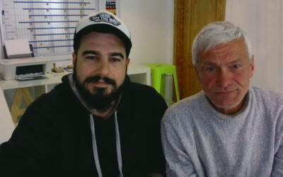 Entrevista con el indigente español al que le cambió la vida con un cort...