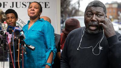 Familiares de Eric Garner protestan por decisión de juez