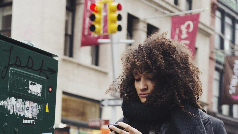 Las calles de Nueva York muestran como nunca la tendencia 'natural hair'