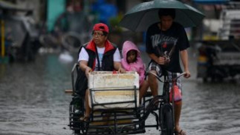 Tormenta Filipinas.