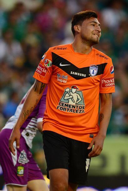 Abraham Carreño (5): Reprobó en la final de ida. El delantero de los Tuz...