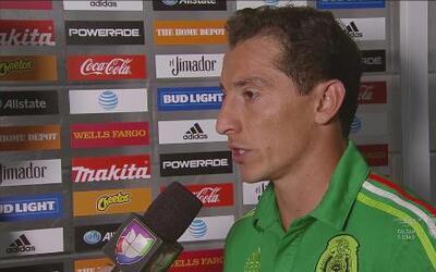 """Andrés Guardado: """"Me gustaría estar en los JJOO pero estoy concentrado e..."""