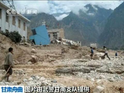 Al menos 127 personas murieron y 2,000 están desaparecidas a raíz de los...