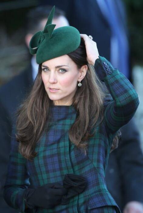 Medios ingleses aseguran que es un hecho el embarazo de Kate. Mira aquí...