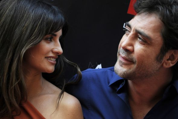 Penélope Cruz y Javier Bardem se conocieron en la década de los 90 en el...