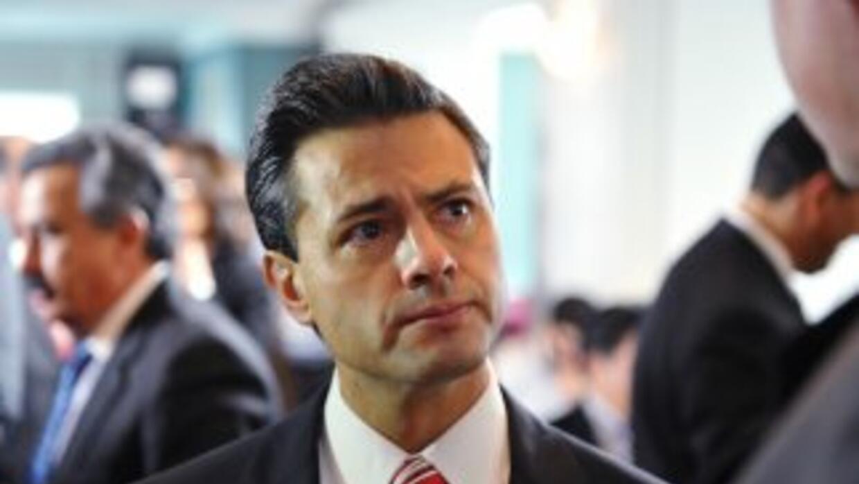 Enrique Peña Nieto tomará posesión de su cargo como Presidente de México...