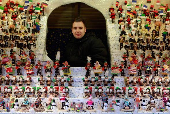 La Navidad se transforma en un día para compartir con cientos de persona...