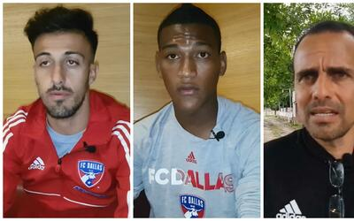 """FC Dallas se cree """"favorito"""" en llave ante Árabe Unido por la Liga de Ca..."""