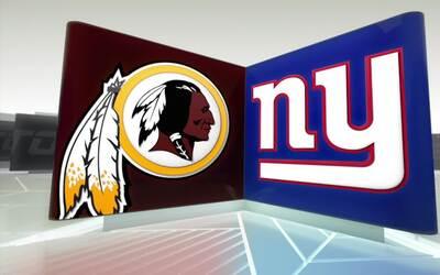 Semana 3 Highlights: Washington Redskins 29-27 New York Giants