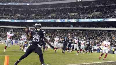 Eagles 27-7 Giants: Philadelphia derrumba Gigantes en la cima del Este d...