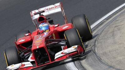 Alonso afronta la carrera enSpacomo un desafío en su trayectoria, dado...