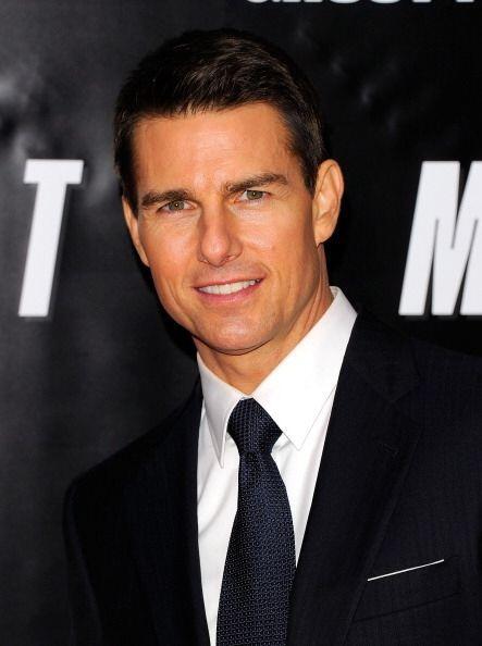 La imagen de galán de Hollywood de Tom Cruise nunca disminuy&oacu...