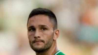 Córdoba anotó en menos de un minuto.