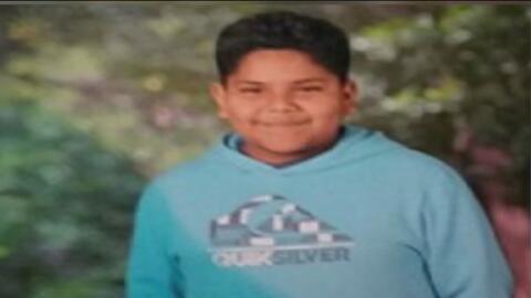 Buscan a un niño de 10 años que desapareció tras ser entregado a su padr...