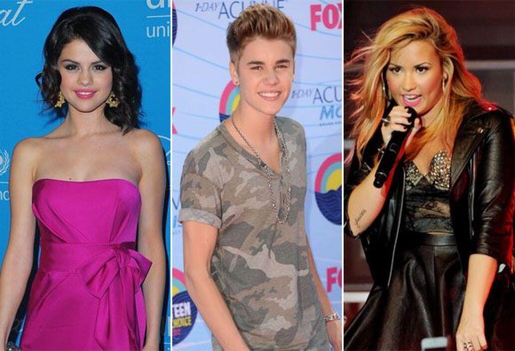 La revista Billboard reveló la lista de los cantantes que no alcanzan ni...