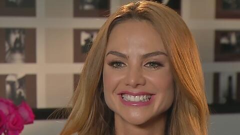 Ximena Córdoba, la bella reportera del tiempo, relató cómo fue su embara...